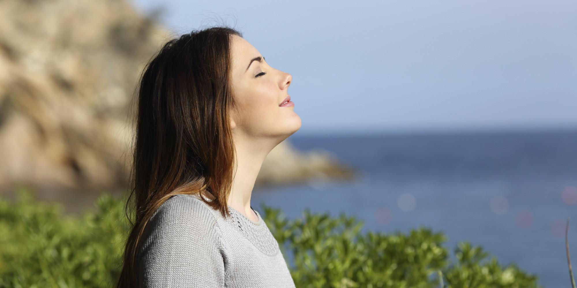 μύτη που αναπνέει ελεύθερα