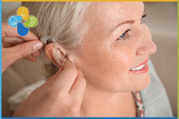 δυσκολία ακοής στην τρίτη ηλικία